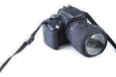 Macchina fotografica reflex di Digitahi Immagine Stock Libera da Diritti