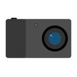 Macchina fotografica semplice Fotografie Stock
