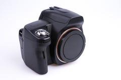 Macchina fotografica Sony Alpha a290 della foto Fotografia Stock
