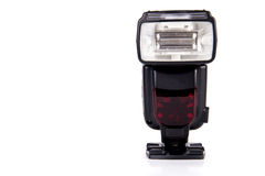 Macchina fotografica Speedlight istantaneo Fotografie Stock Libere da Diritti
