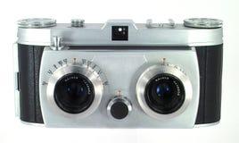 Macchina fotografica stereo tedesca fotografie stock