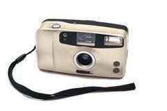Macchina fotografica tenuta in mano semplice Fotografie Stock