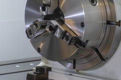 Macchina industriale di lavorazione dei metalli immagini stock libere da diritti