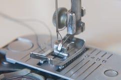 Macchina per cucire Fotografie Stock Libere da Diritti