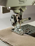 Macchina per cucire. Fotografie Stock