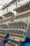 Macchina per cucire Fotografia Stock