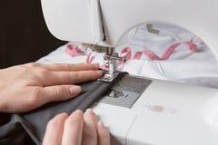 Macchina per cucire Immagine Stock