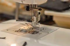 Macchina per cucire Fotografia Stock Libera da Diritti