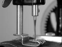 Macchina per cucire antica 2 fotografia stock
