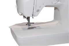 Macchina per cucire elettrica Fotografia Stock