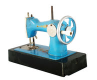 Macchina per cucire meccanica Immagini Stock