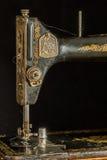 Macchina per cucire retro Fotografia Stock Libera da Diritti