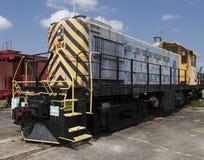Macchina per locomotive diesel elettrica 1952 Fotografia Stock Libera da Diritti