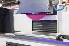 macchina stridente orizzontale di CNC di alta precisione Fotografia Stock