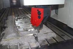 Macchina utensile di CNC Fotografia Stock