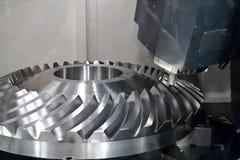 Macchina utensile di CNC fotografie stock