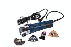 Macchina utensile multifunzionale d'oscillazione fotografie stock libere da diritti