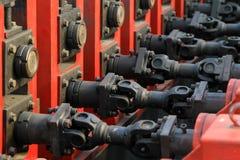 Macchinari rotanti ed attrezzatura Fotografia Stock Libera da Diritti