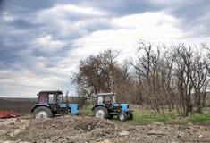 Macchinario agricolo immagini stock