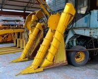 Macchine agricole d'annata Fotografie Stock Libere da Diritti