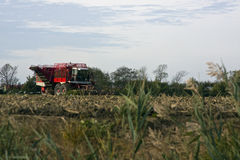 Macchine di agricoltura Fotografie Stock Libere da Diritti