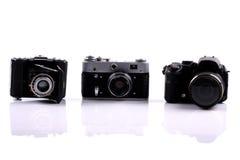 Macchine fotografiche Immagine Stock Libera da Diritti