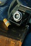 Macchine fotografiche Immagine Stock