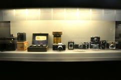 Macchine fotografiche dell'annata Immagine Stock Libera da Diritti