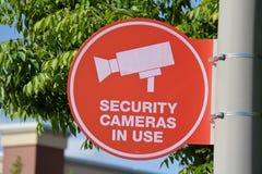 Macchine fotografiche in uso Immagini Stock Libere da Diritti