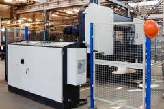 Macchine moderne del metallo Fotografia Stock Libera da Diritti