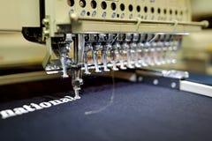 Macchine per cucire Immagine Stock Libera da Diritti
