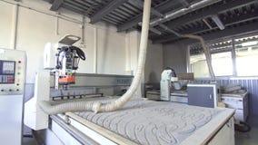 Macchine per la lavorazione del legno di vista archivi video