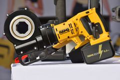 Macchine utensili di rem fotografia stock