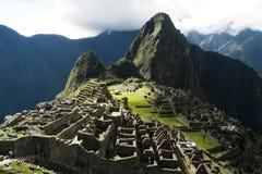 Macchu Picchu Photos libres de droits
