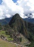 Macchu Picchu Royalty-vrije Stock Fotografie