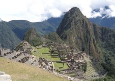 Macchu Picchu Photos stock