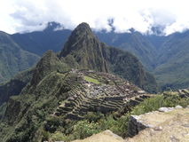 Macchu Picchu Photo stock