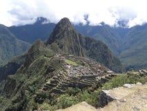 Macchu Picchu Stock Photo