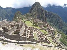 Macchu Picchu Stock Image