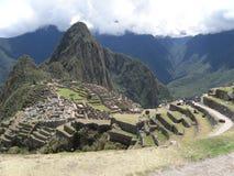 Macchu Picchu Royalty-vrije Stock Afbeeldingen