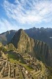 Macchu Picchu evening Royalty Free Stock Image