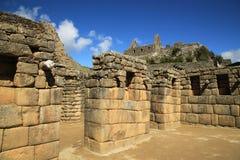 Macchu Picchu, Peru, South America Stock Photo