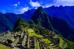 Macchu Piccu Zdjęcie Royalty Free