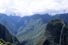 Macchu Pichu Stock Photo