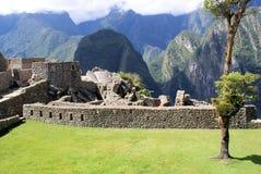 Macchu Pichu Royalty Free Stock Photography