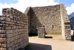 Macchu Pichu Stockbild