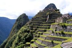 Macchu Pichu Lizenzfreies Stockbild