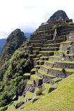 Macchu Pichu. Photos of the ancient city of Macchu Pichu and the incredible mountains of Peru royalty free stock photos