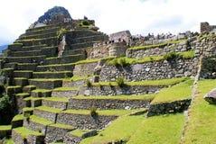 Macchu Pichu Lizenzfreie Stockbilder