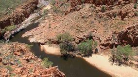 MacDonnell pasma, Australijski odludzie zdjęcie wideo